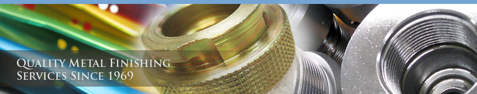 Electroplating - Anodizing - Metal Plating & Coatings